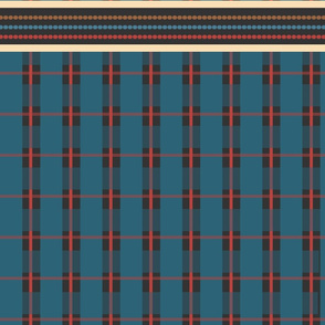 Maasai Plaid