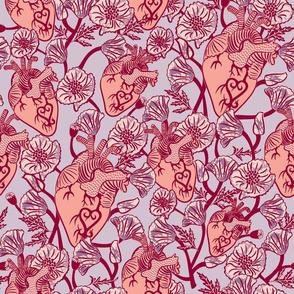 Ankara floral heart-01