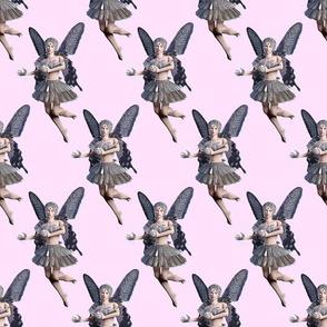 Fairy 2 seamless pink