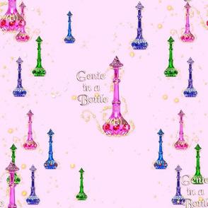 Genie in a Bottle - Pink