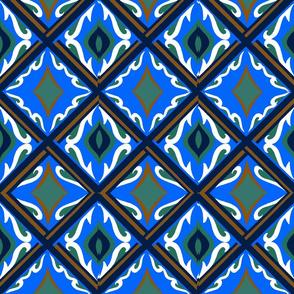 Spainish tile