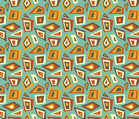 African Abstract fabric by whyitsme_design on Spoonflower - custom fabric