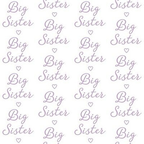 lavender big-sister-with-heart