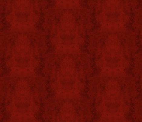 Red Mottled Suede fabric by betz on Spoonflower - custom fabric