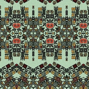 African style design