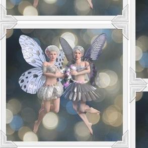 Fairy Sisters - Portrait