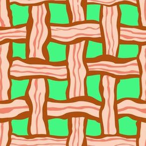 bacon green