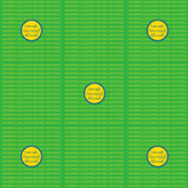 DOT-LG-BYCG Blazing Yellow / Classic Green