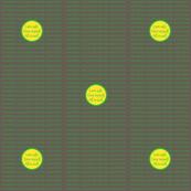DOT-LG-CGBG Classic Green / Bungee Cord