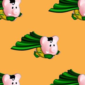 hero piggy ochre
