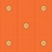 DOT-LG-WAGP  Warm Apricot / Golden Poppy
