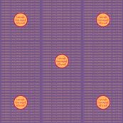 DOT-LG-WAPH Warm Apricot / Purple Heart