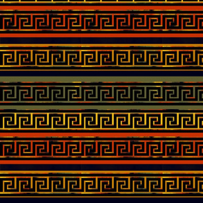 Greek Design by kedoki in Hawaiian Colors