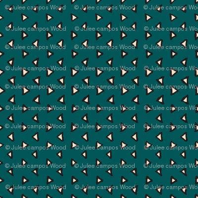 Jool's Wax Print Inspired - coordinate 5
