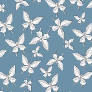 Paper Butterflies 1