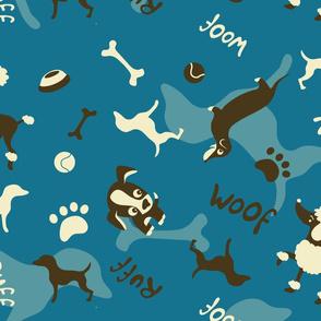 Doglove - Woof - Ruff