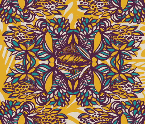 spoonflower-edited fabric by tobijulo on Spoonflower - custom fabric