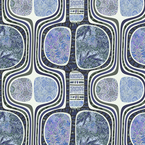 Old meets new spanish_tile_blue