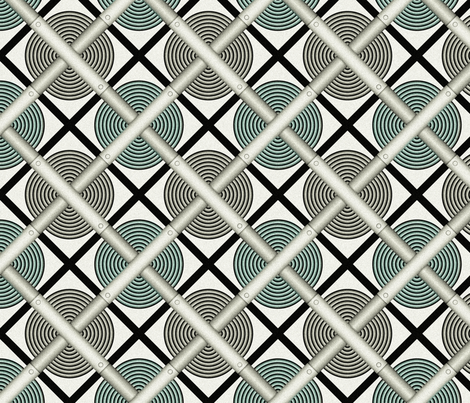 afri-dot03SpoonCont fabric by thistlethorn on Spoonflower - custom fabric