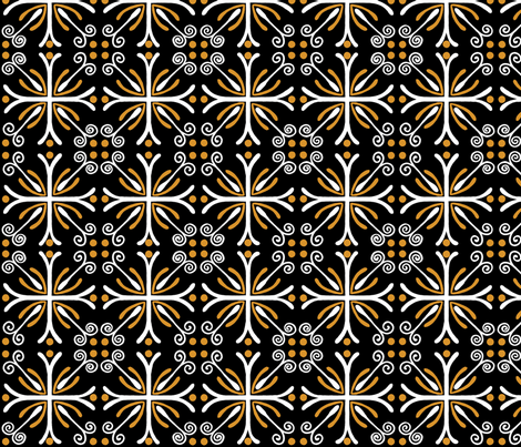 greek motif fabric by farreystudio on Spoonflower - custom fabric