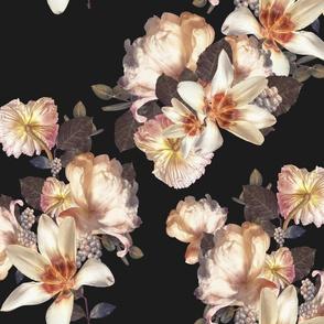 Moody Gloom Florals