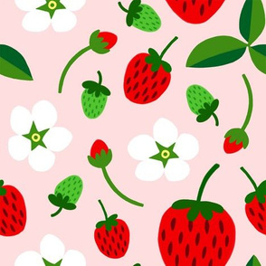 Common Strawberry
