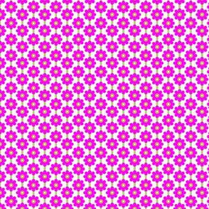 Itty Bitty Pink Flowers