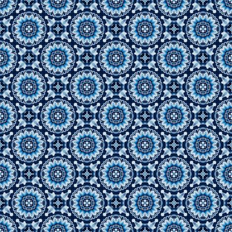 Starry night sky fabric by ruth_cadioli on Spoonflower - custom fabric