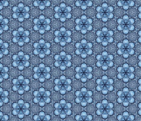 Floral Stripe Batik fabric by ruth_cadioli on Spoonflower - custom fabric