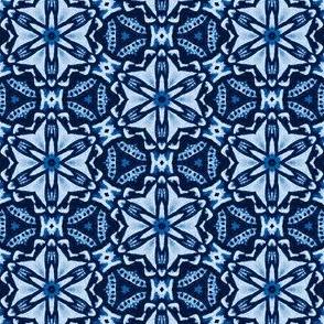 Snowy Nights in Hampton Blues