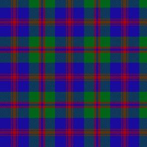 "Robertson of Struan tartan,1816, 3"""