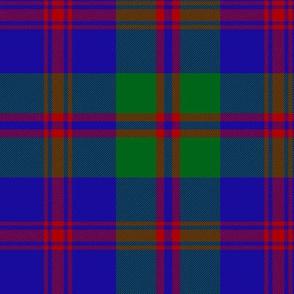 "Robertson of Struan tartan,1816, 6"""