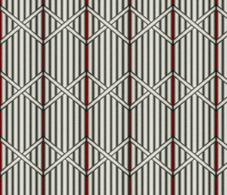 fasces05spoon fabric by thistlethorn on Spoonflower - custom fabric