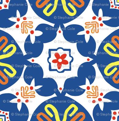 Morroco Tiled