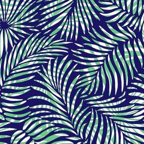 palm_leaves_blue_light_green_white_tropical_design