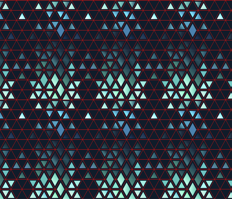 Perfect Ascension  fabric by haus_of_bezalel on Spoonflower - custom fabric