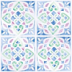 Spanish tiles 4