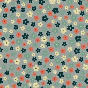 Ditsy Floral Print