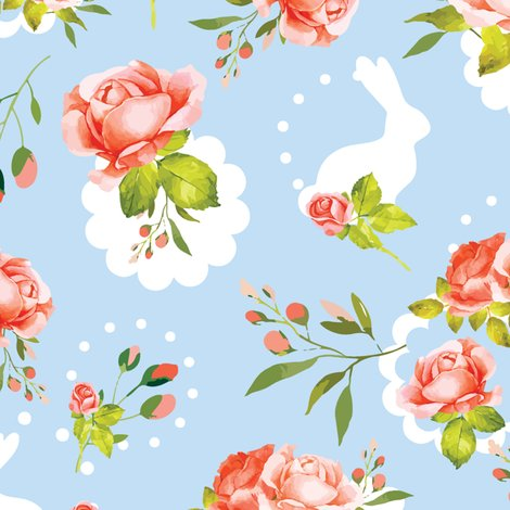 Rblue_doily_flowers_bunnies_white-01_shop_preview