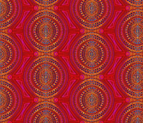 Beau Mali fabric by pla_art_design on Spoonflower - custom fabric