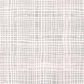 Prairie Gingham - Grey
