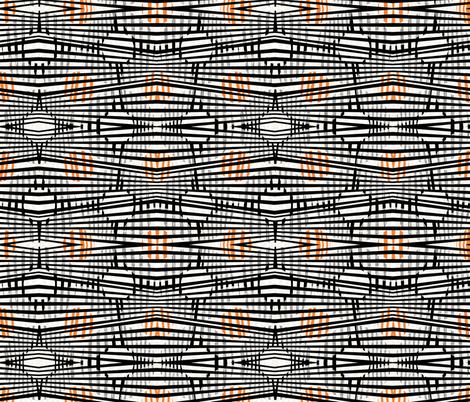Emany by Su_G fabric by su_g on Spoonflower - custom fabric