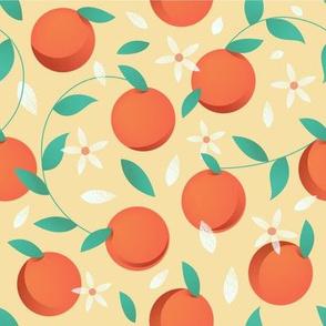 Forbidden Oranges