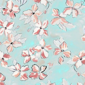 Fanciful Floral - Glaze