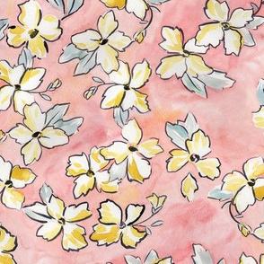 Fanciful Floral - Joy
