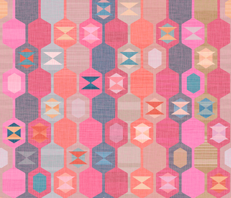 Turkish Delight fabric by spellstone on Spoonflower - custom fabric