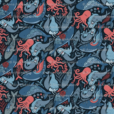 Urban octopus coupon