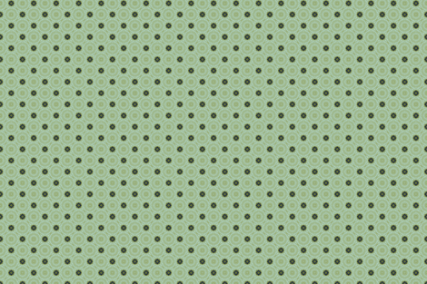 Pond M+M Wintermint by Friztin fabric by friztin on Spoonflower - custom fabric