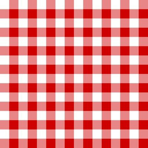Stockholm Gingham strawberry