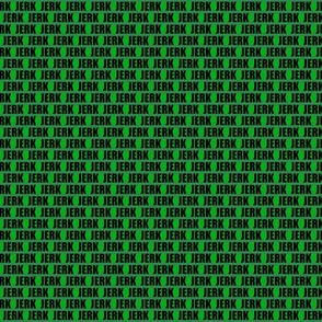 little green jerk